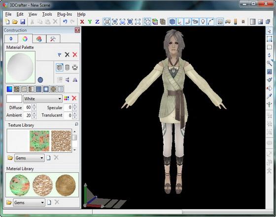 3DCrafter v9.0.3 Build 1016