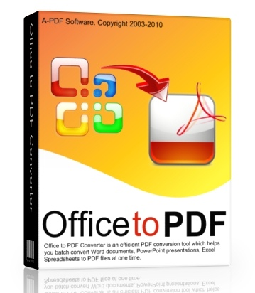 A-PDF Office to PDF v5.4.0