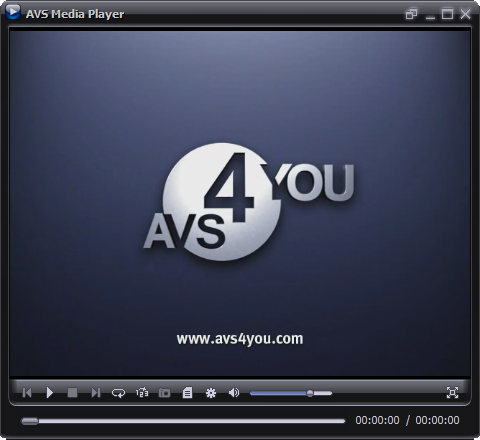 AVS Media Player v4.1.7.92