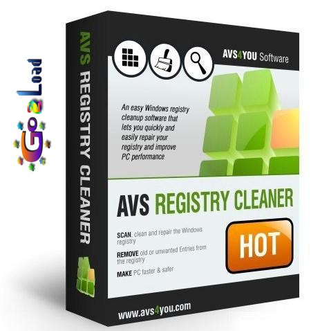 AVS Registry Cleaner v2.1.1.217