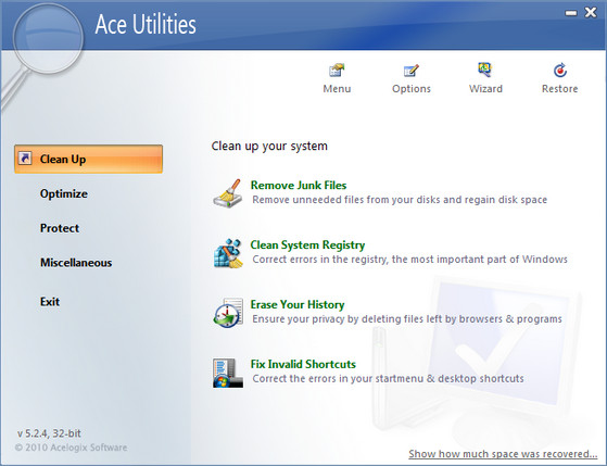 Ace Utilities v5.2.4 Build 474 Final
