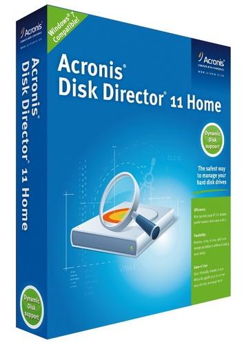 Acronis Disk Director Home v11.0.2343 Final