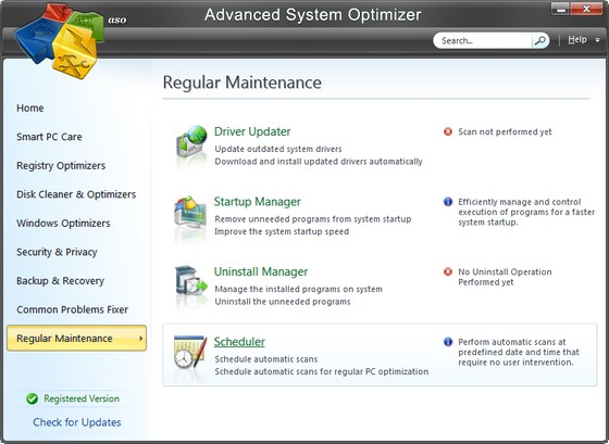Advanced System Optimizer v3.1.648.6951