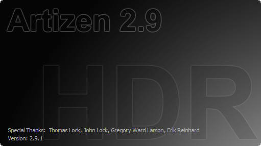Artizen HDR v2.9.1 Final