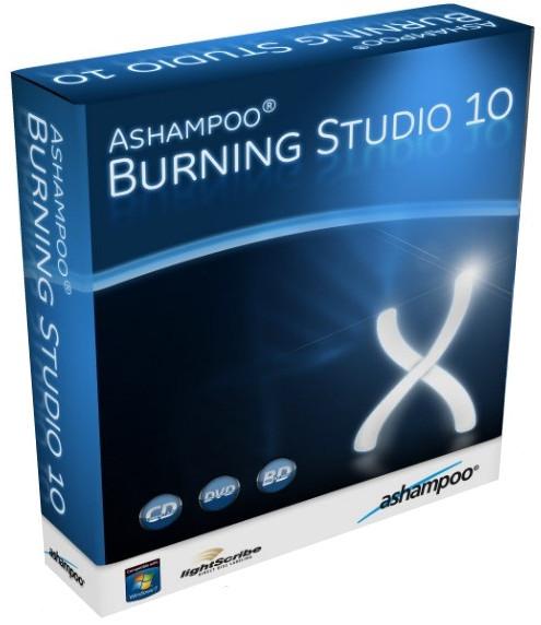 Ashampoo Burning Studio v10.0.14 Final