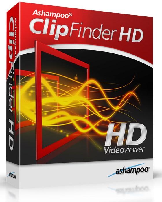 Ashampoo ClipFinder HD v2.09