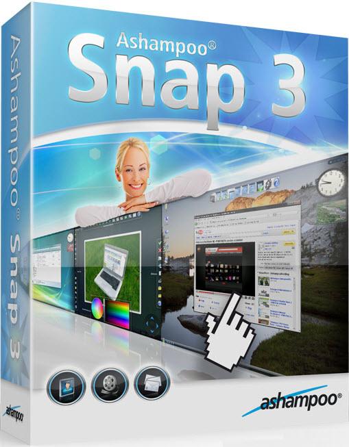 Ashampoo Snap v3.50