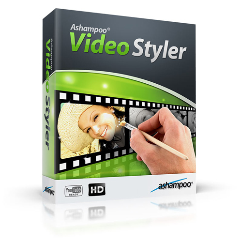 Ashampoo Video Styler v1.0.1