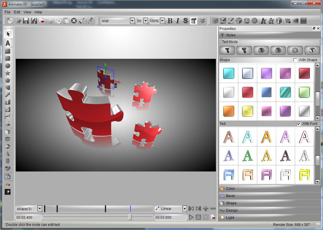 Aurora 3D Animation Maker v11.10282226