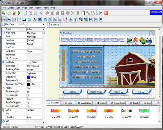 AutoRun Design Specialty v9.2.0.5