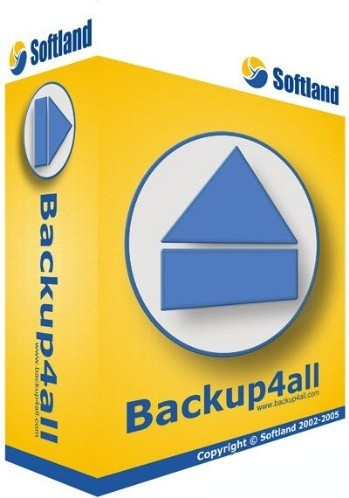 Backup4All Professional v4.5 Build 232