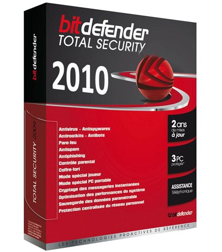 BitDefender Total Security 2010 Build 13.020.347