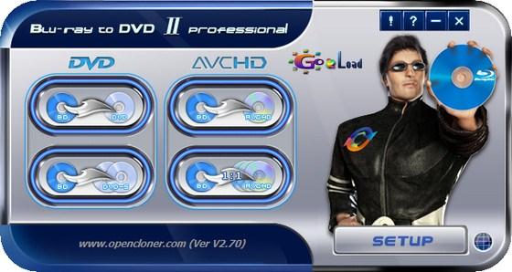 Blu-ray to DVD II Pro v2.70