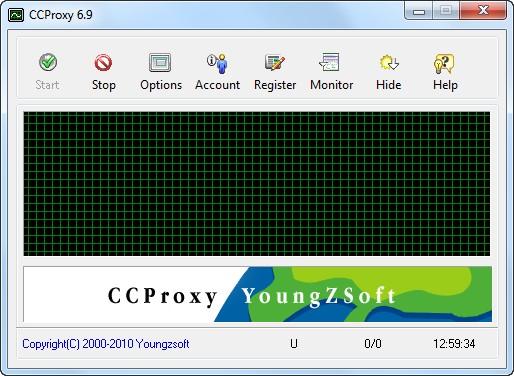 CCProxy v6.9