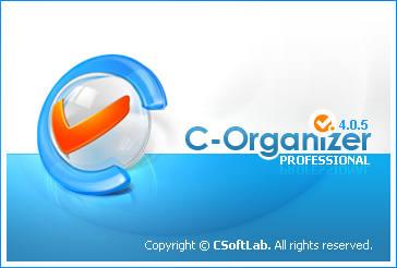 C-Organizer Professional v4.0.5