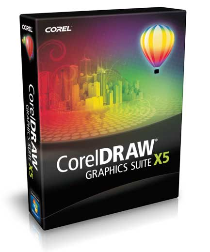 CorelDRAW Graphics Suite X5 v15.0.0.486