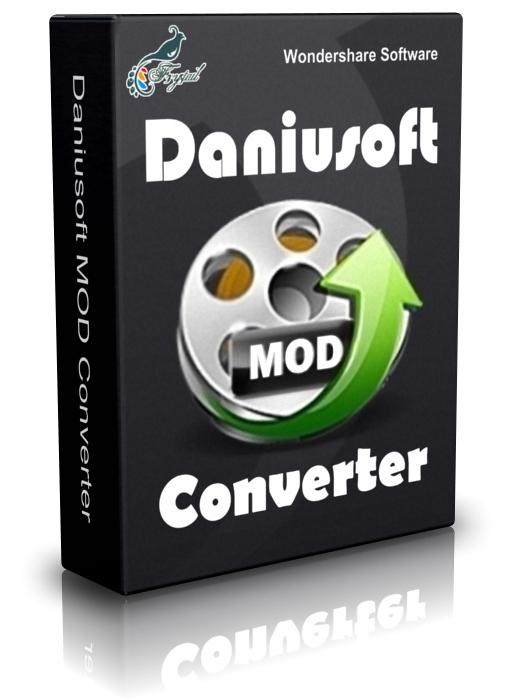 Daniusoft MOD Converter v2.1.0