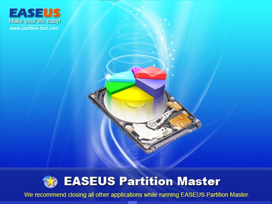EASEUS Partition Master v6.5.1 Server Edition