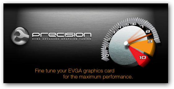 EVGA Precision v1.9.6