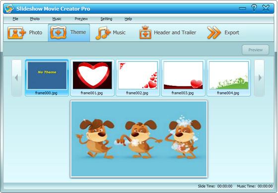 GiliSoft SlideShow Movie Creator Pro v3.0