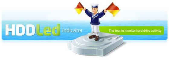HDDLed Indicator v1.88