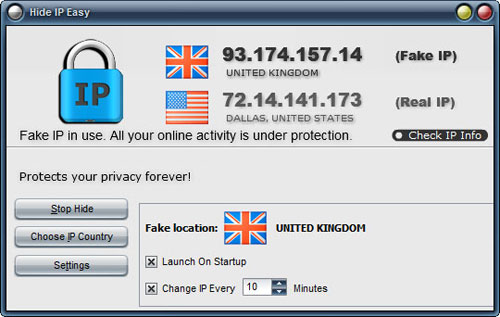 Hide IP Easy v5.1.0.2