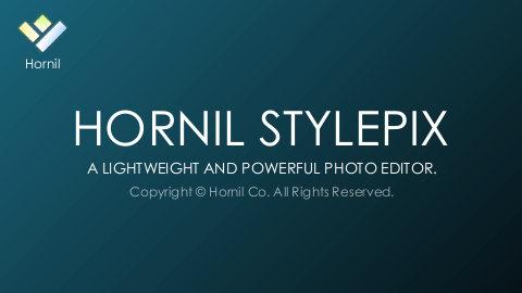 Hornil StylePix v1.8.3.0