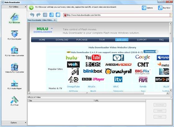 Hulu Downloader v2.4.2.8