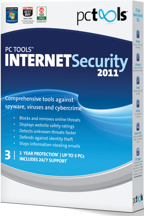Internet Security 2011 v8.0.0.608 Final