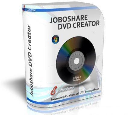 Joboshare DVD Creator v2.9.5.1206