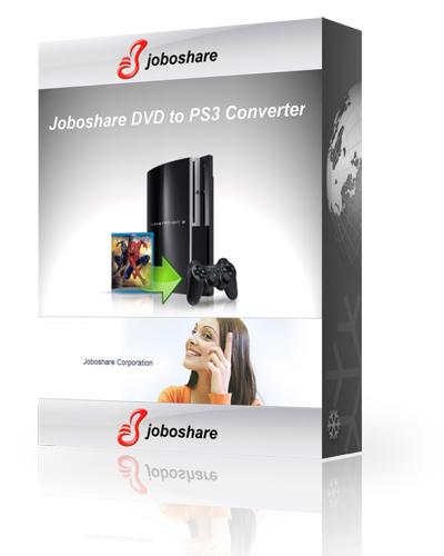 Joboshare DVD to PS3 Converter v3.1.6.0817