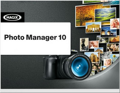 MAGIX Photo Manager v10 8.0.1 Build 143