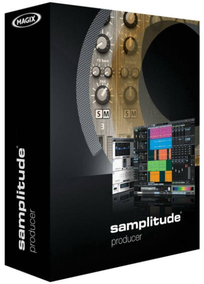MAGIX Samplitude Pro X v12.0.0.59