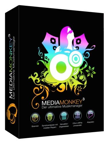 MediaMonkey Gold v3.2.5.1306 Final