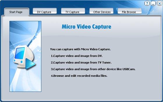 Micro Video Capture v7.0.0.851