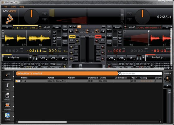 MixVibes Cross v1.5.0