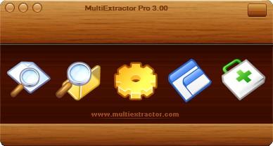 MultiExtractor Pro v3.0