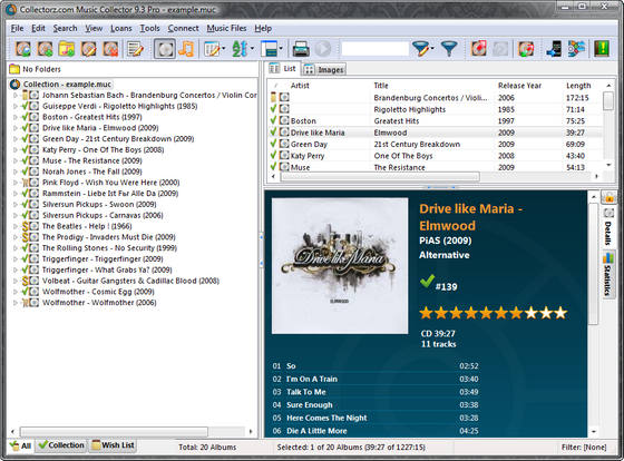 Music Collector Pro v9.3.1