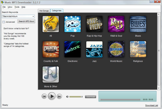Music Mp3 Downloader v5.2.7.2