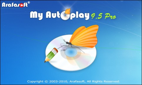 My Autoplay Pro v9.5 Build 04112010D