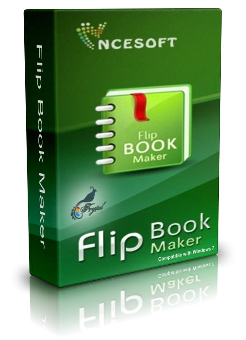 Ncesoft Flip Book Maker v2.3.1