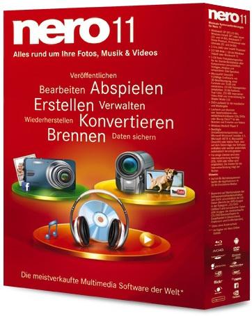 Nero Multimedia Suite v11.0.15500 Lite