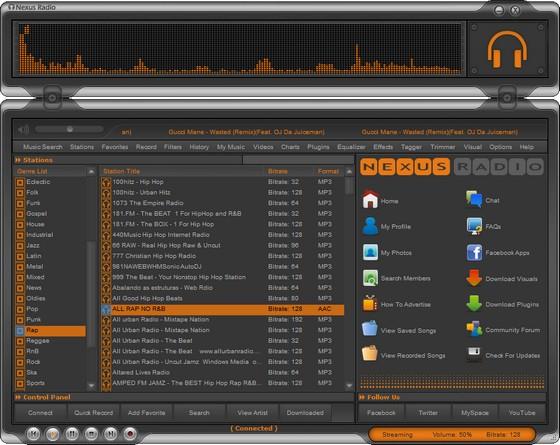 Nexus Radio v5.2