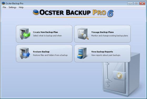 Ocster Backup Pro v6.20