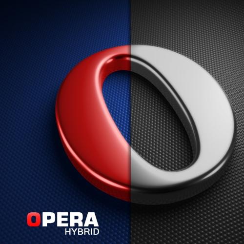 Opera Hybrid v11.11 Build 2109 Final