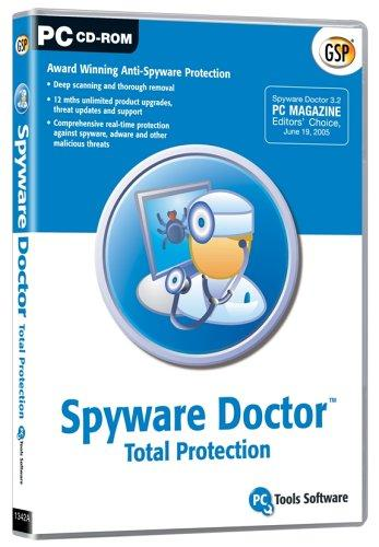 PC Tools Spyware Doctor v8.0.0.605