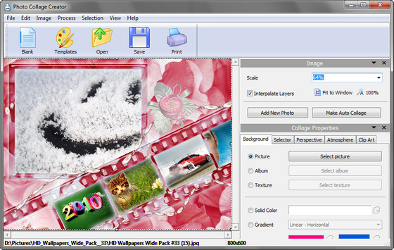 Photo Collage Creator v3.71