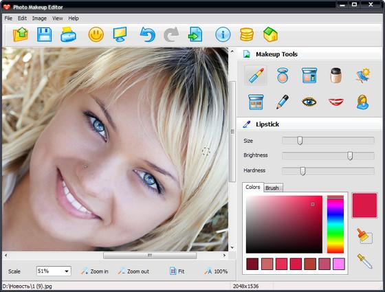 Photo Makeup Editor v1.51