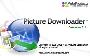 Picture Downloader v1.7.715 SR1