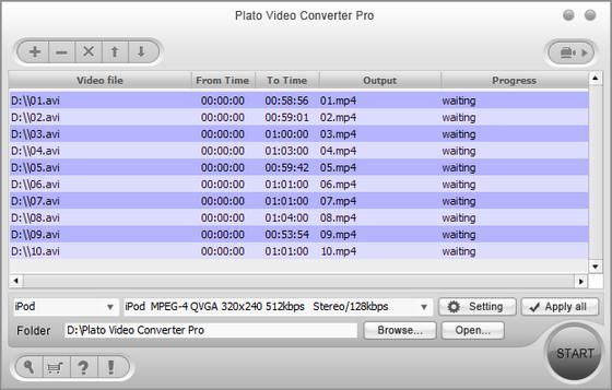 Plato Video Converter Pro v11.07.01